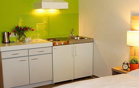 Küche Apartment 8